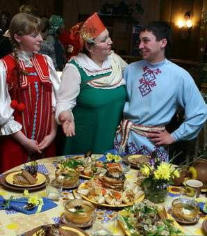 Масленица –традиции, обряды