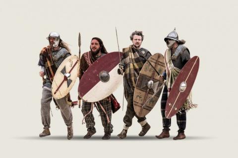 Экипировка античных воинов: галлы