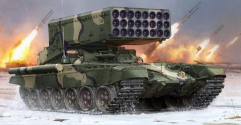 Новая русская огнеметная сис…