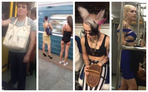 Мода российского метро: фрик…