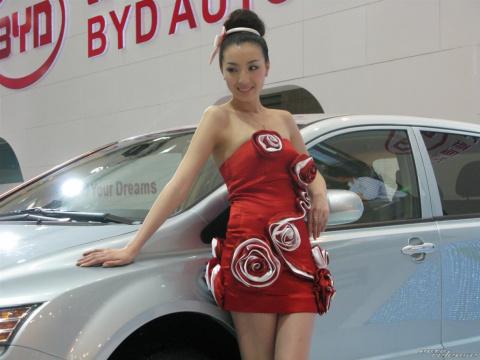 В Китае за месяц продали больше машин, чем в России за год