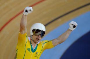 Австралийский велогонщик Шей…