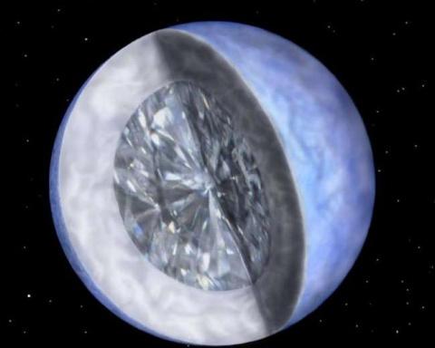 Бриллиантовая планета, вымыс…