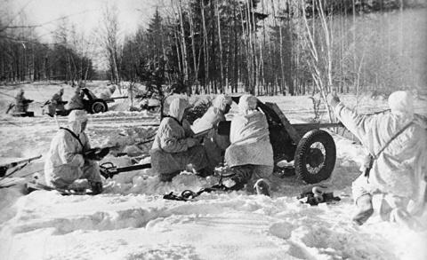 «Внеземные силы» остановили вермахт под Москвой