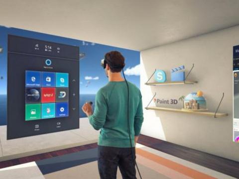 "VR-шлемы Microsoft ""потянут""…"