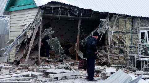 Донбасское сражение закрылось на каникулы