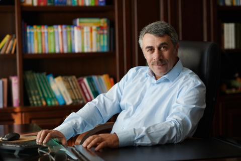 Доктор Комаровский - родител…