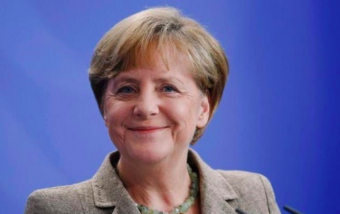 Фрау Меркель: Crazy in Love. Александр Гончаров