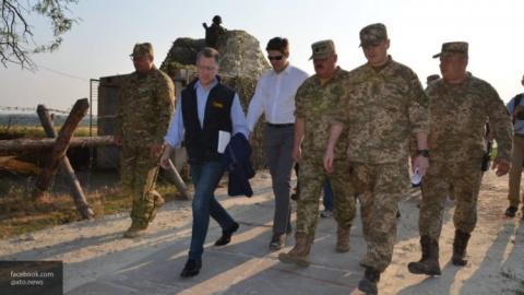 Голышев: Волкер достал козырь, России напомнили о неком вопросе по Донбассу