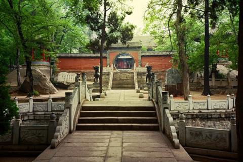 Хуашань – лестница в небо