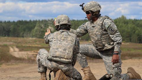Forbes: войскам НАТО не рады…
