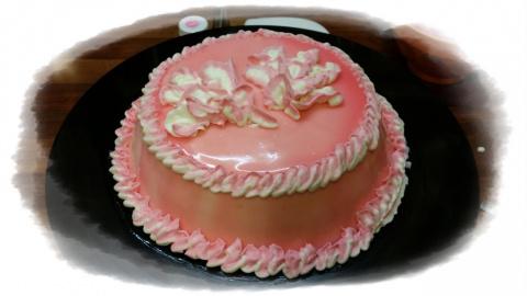 Похвастушки. Зеркальная глазурь для тортов
