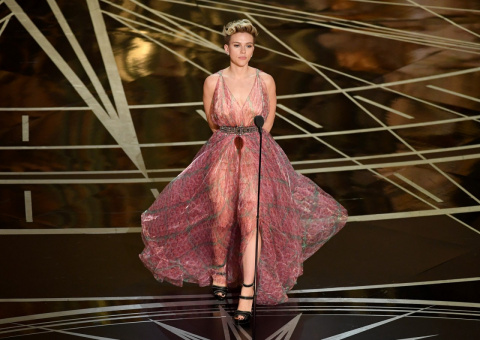 """""""Оскар-2017″. Худшие наряды на красной дорожке"""