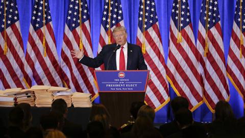 Трамп назвал условия отмены …