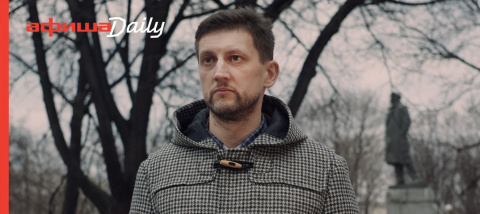 Лев Данилкин: «Ленин будет к…