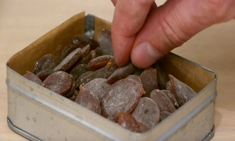 Как сделать эффективные и полностью натуральные леденцы от кашля за копейки