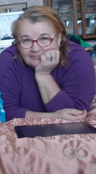 Тамара Тюкалова (Архипова)