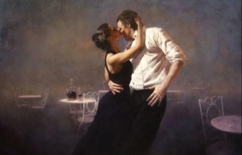 В ритме танго: Картины, на к…