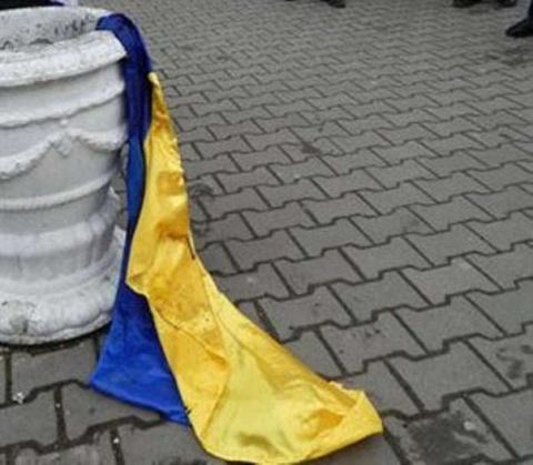 Типичная Украина: Вцентре К…