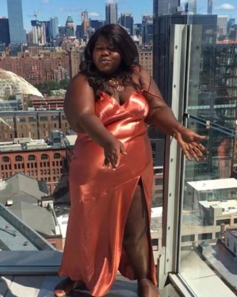 Темнокожую актрису вечно критиковали за лишний вес. Сегодня ее трудно узнать…