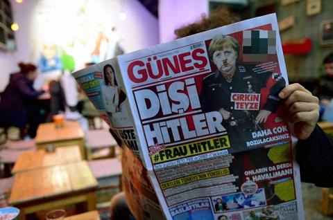 «Госпожа Гитлер»: почему тур…
