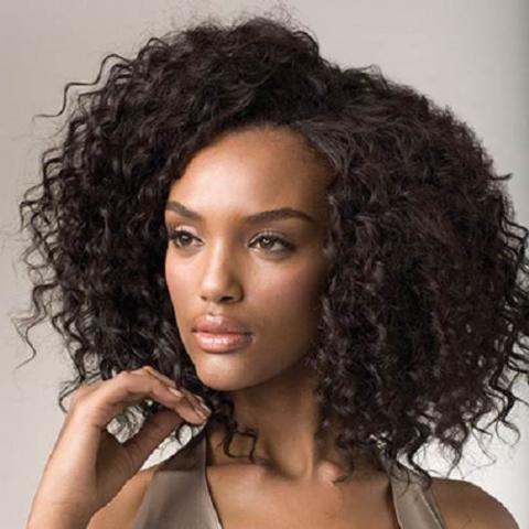 Афро-прическа в современном парикмахерском искусстве