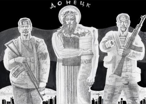 Мы — из Донбасса. Александр Проханов