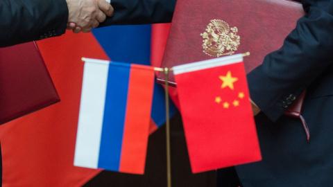 Россия и Китай проведут совместные учения в Балтийске