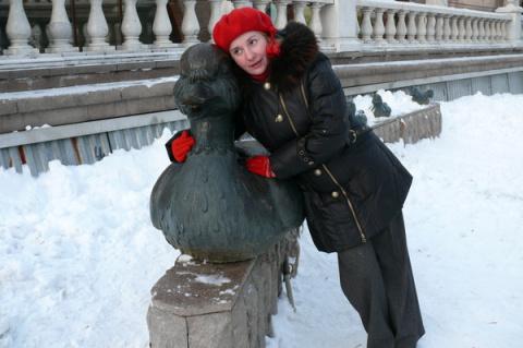 Наталья Прилепская