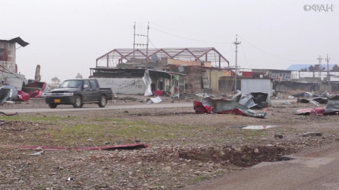 Ирак: гибель жителей Мосула в результате ударов коалиции по ИГ была «непреднамеренной»