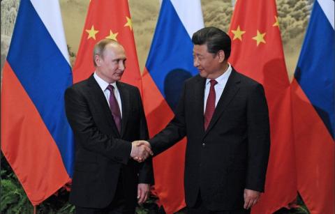 США в ужасе: Москва и Пекин …