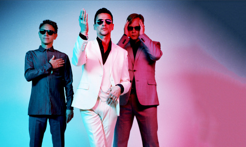 Плейлист к выходу нового альбома Depeche Mode «Spirit»