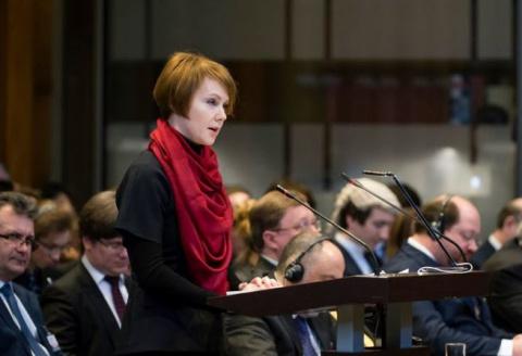 Как Украина в международном суде ООН опозорилась. Подробности