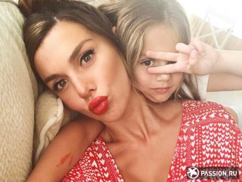 Анна Седокова назвала сына старинным именем