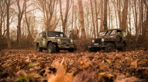Jeep Wrangler: как Geiger Cars «возродил» дух Willys
