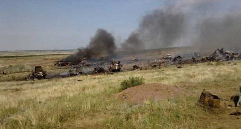 Русский метод обеспечить прекращение огня на Донбассе
