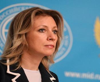 Мария Захарова дала блиц-инт…