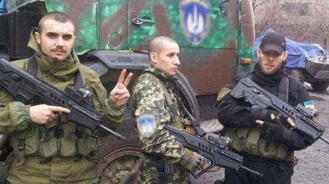 Хунта в Киеве — власть «Торнадо»