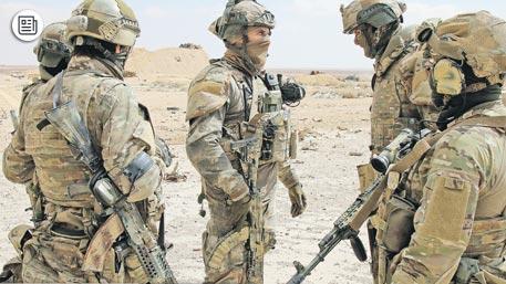Русский спецназ в арабской п…