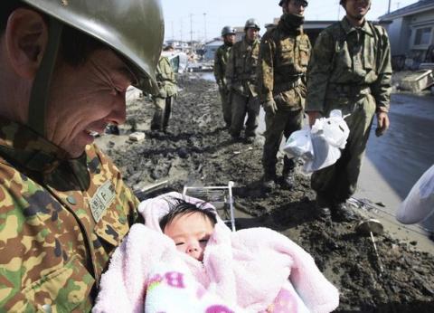 Японская женщина отдала жизн…