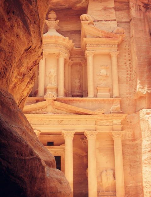 Иордания-путешествие в сказку
