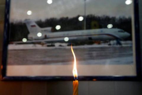 СМИ назвали новую версию крушения Ту-154 в Сочи