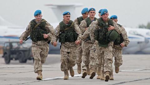 Западный рубеж. Россия и Беларусь начинают учения, заранее испугавшие НАТО