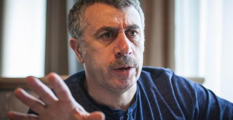 Комаровский: «Самолечение по…