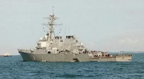 ВМС США приостановят военно-…
