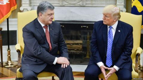 Две Великие Державы - Украина и США