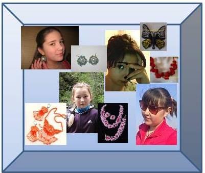 Завершён  дистанционный этап областного конкурса юных мастериц  «Всё в ней гармония, всё диво».
