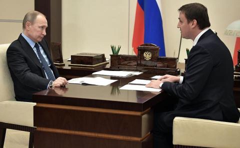 Встреча с председателем прав…