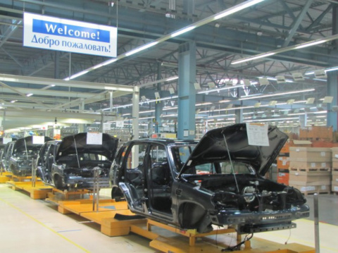 GM-АВТОВАЗ запустил конвейер…