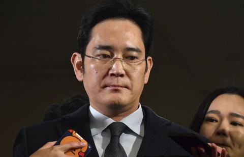 Глава Samsung арестован за о…